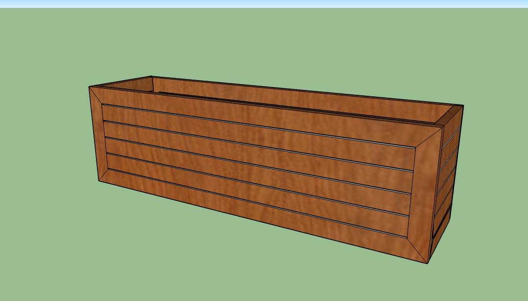 What Should I Use To Seal Redwood Planter Finishing Wood Talk