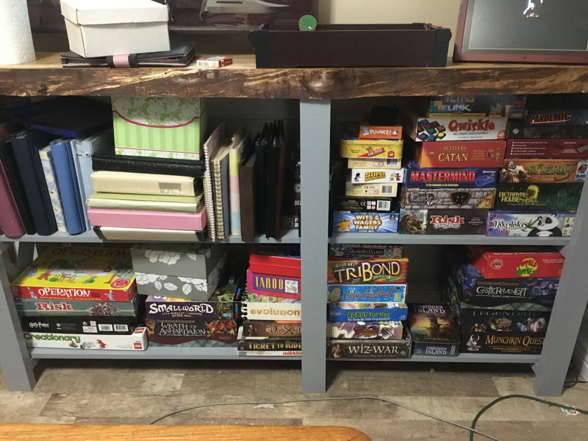 Astounding Board Game Shelves Project Journals Wood Talk Online Download Free Architecture Designs Scobabritishbridgeorg