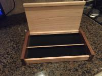 scrap wood jewerly box with modifications