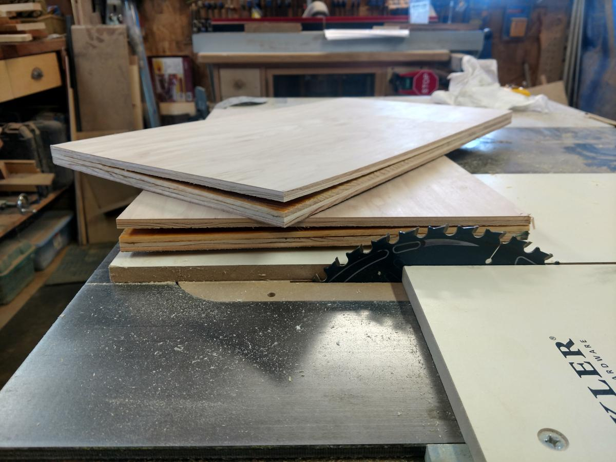 Don't Buy Plywood at Menards - The Wood - Wood Talk Online