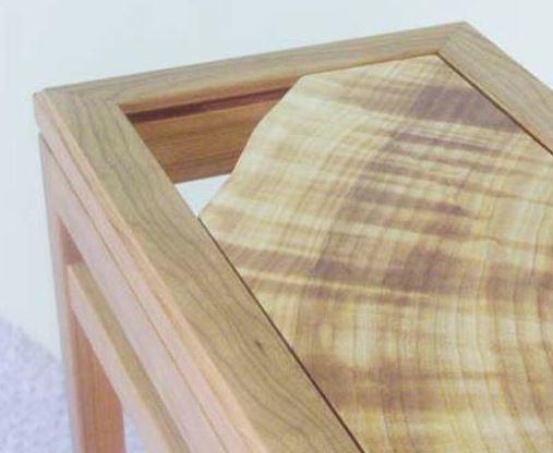 Frame and panel table top.JPG