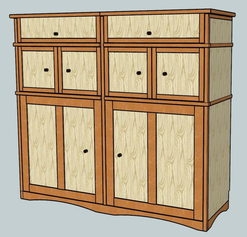 Cabinet with doors closed.JPG